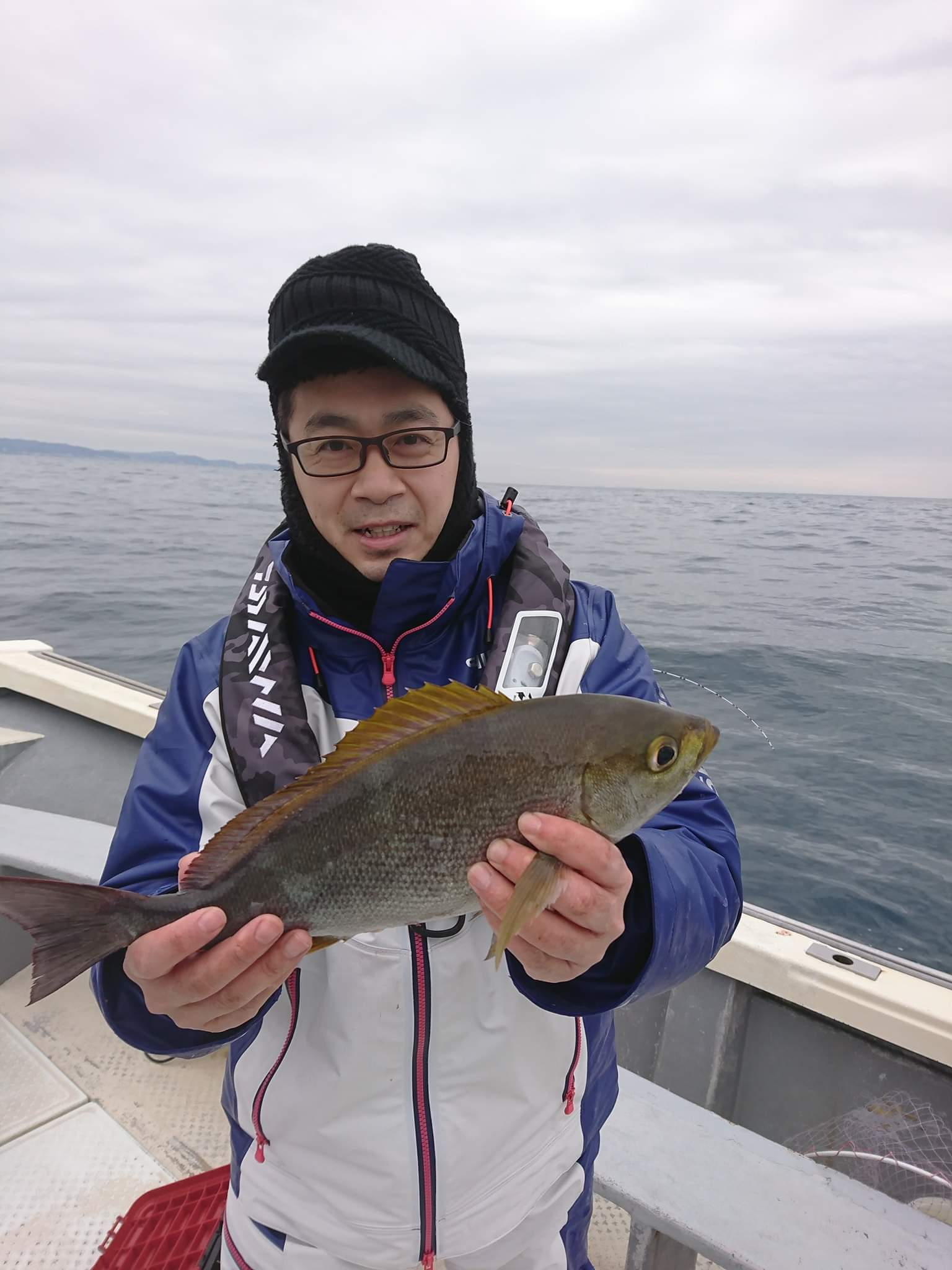 2月11日の釣果